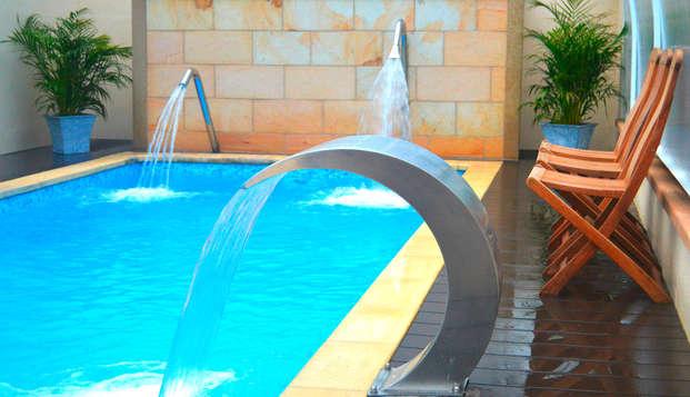 Evasion en Cantabrie avec piscine thermale et dîner (à partir de 2 nuits)