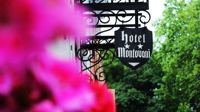 Hotel Montovani - Front