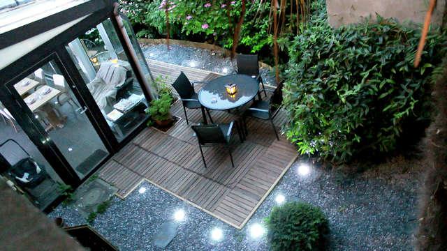 Hotel Montovani - Terrace