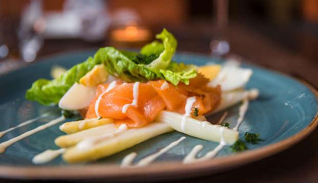 Delicias culinarias en Sittard, en el sur de los Países Bajos (desde 2 noches)