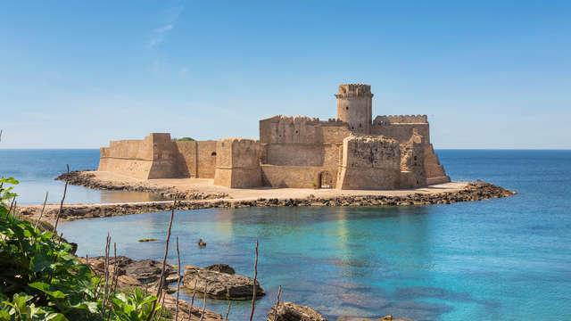 La fascinante Calabria a dos pasos del golfo de Santa Eufemia
