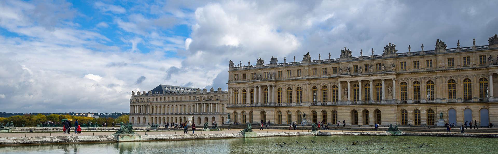 Week-end culturel avec place pour le Spectacle équestre au Château de Versailles