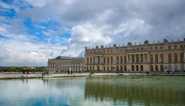 Cultureel weekend met paardenshow in het Paleis van Versailles