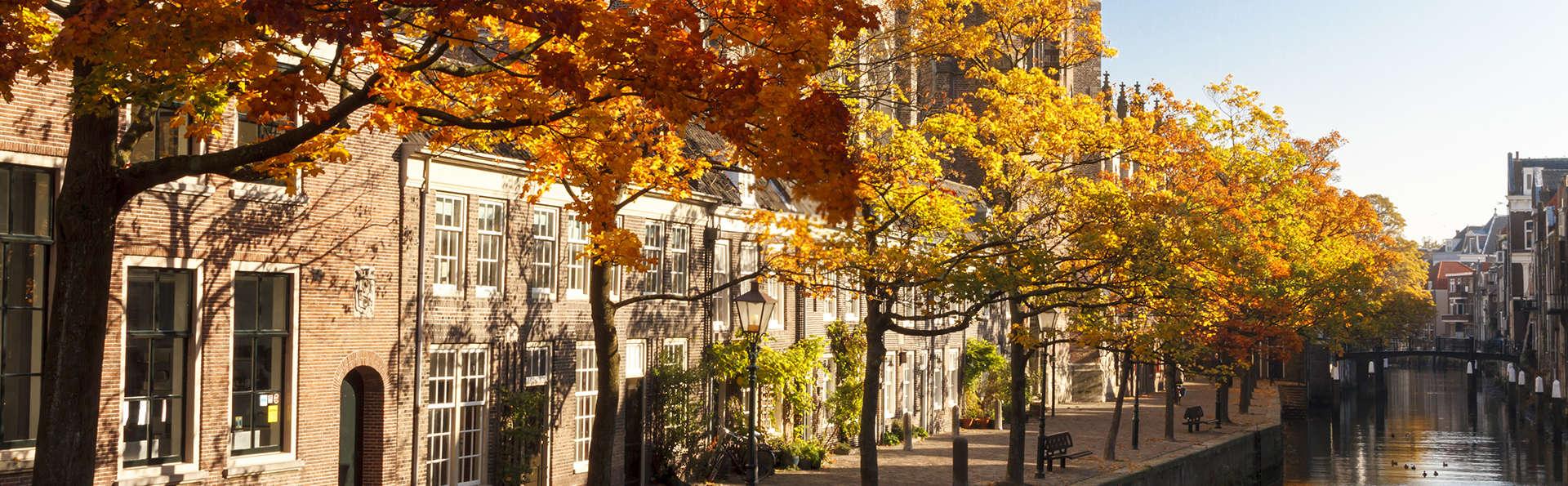 Tombez sous le charme de la ville historique de Dordrecht