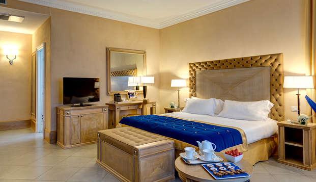 Noche de ensueño en un lujoso hotel de 5* en Florencia