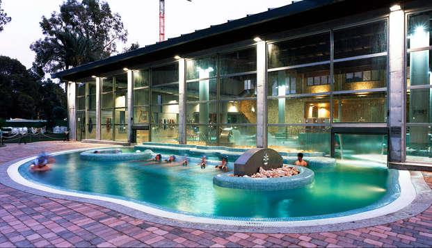 Evasión de lujo con cena y balneario ilimitado (desde 2 noches)