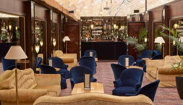 Grand Hotel de L Opera - bar