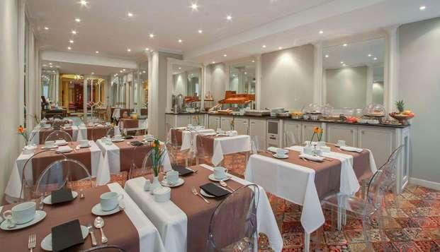 Grand Hotel de L Opera - restaurant