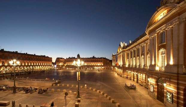 Grand Hotel de L Opera - view