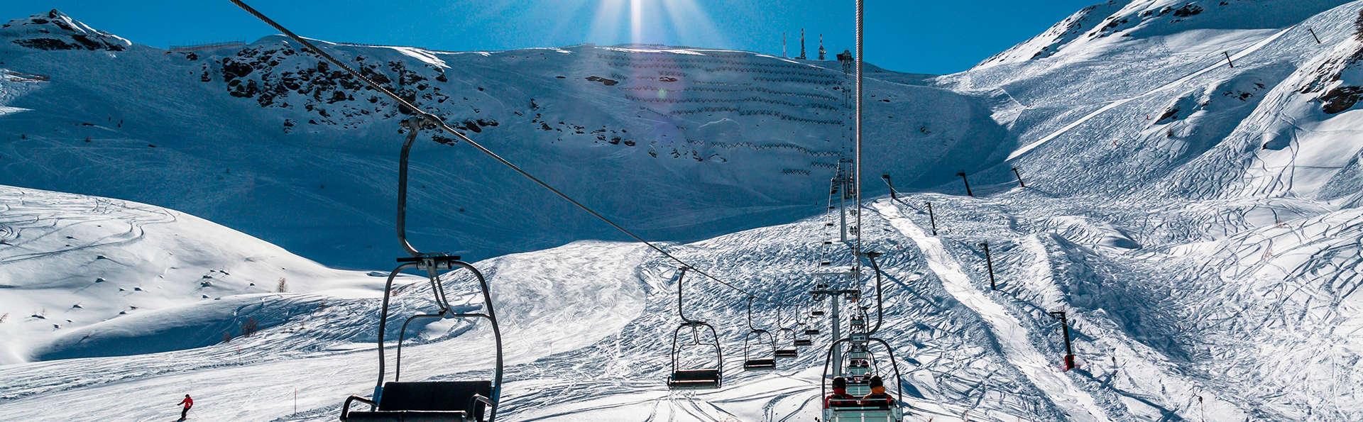 Especial Esquí con forfait en Candanchú