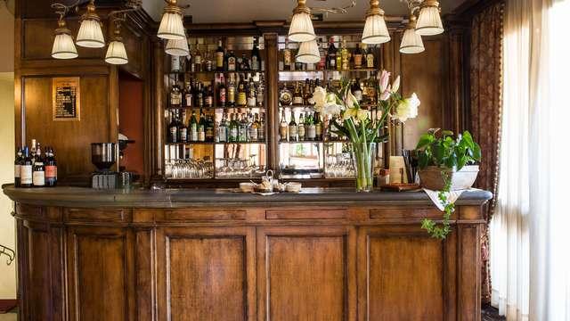 Risparmia sulle 3 notti nel centro di Firenze con spa e bottiglia di vino!