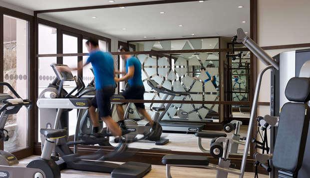 Tiara Miramar Beach Hotel Spa - fitness