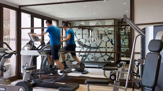 Tiara Miramar Beach Hotel Spa - fitness