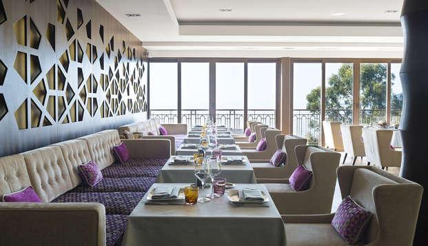 Tiara Miramar Beach Hotel Spa - restaurant