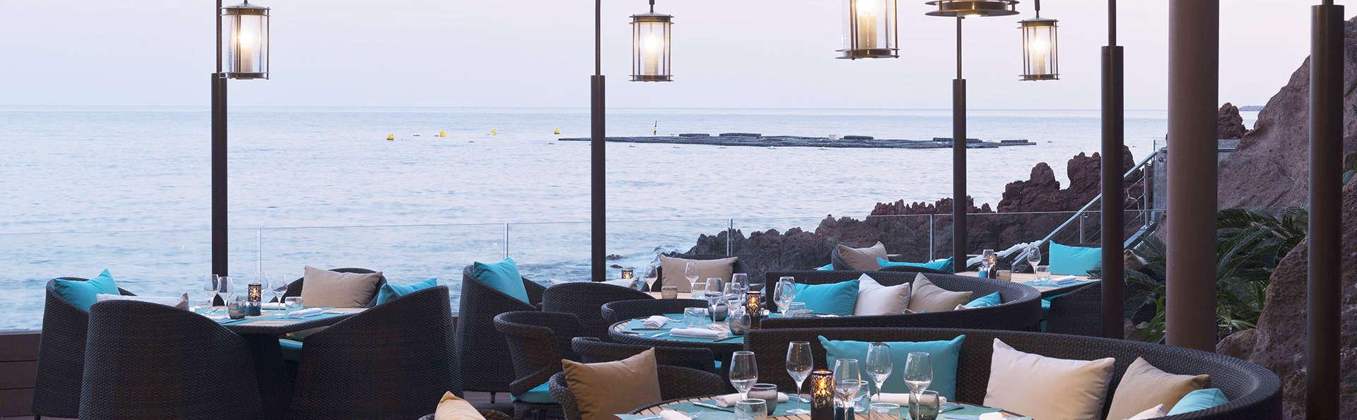 Détente et gastronomie dans un cadre exceptionnel sur la Côte d'Azur