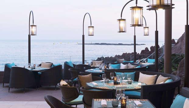 Escapada con cena en la Costa Azul