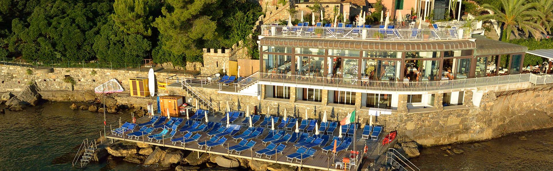 Aux portes d'Imperia dans un hôtel en front de mer