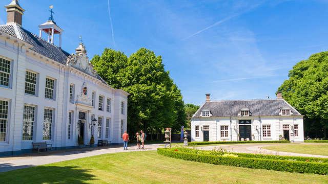 Passez une nuit dans une chambre de luxe à Santpoort-Noord près d'Haarlem