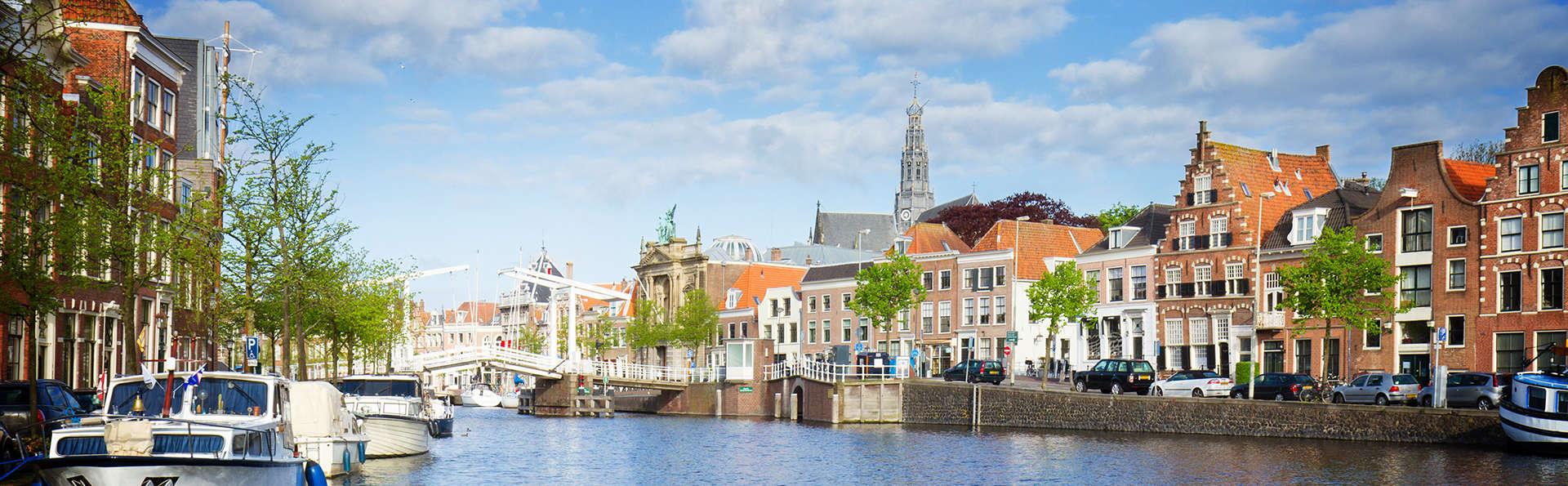 Passez la nuit à Santpoort-Noord et découvrez la ville pittoresque d'Haarlem