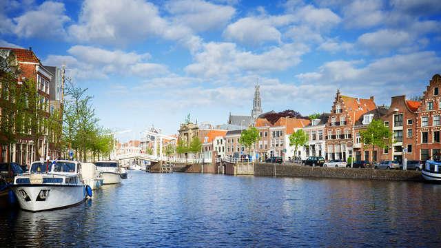 Dromen in Santpoort-Noord en ontdek pittoresk Haarlem