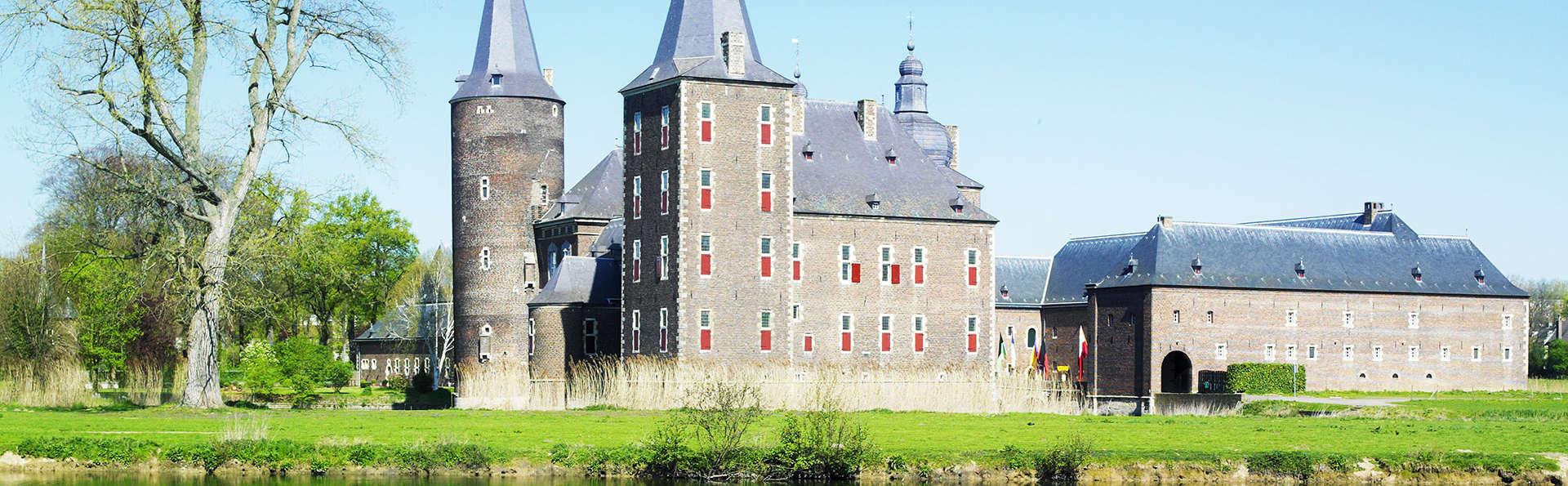 Rêvez et profitez dans la belle ville d'Heerlen