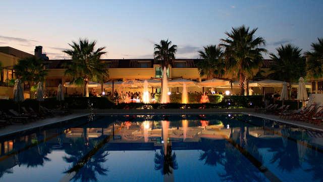 Due notti in hotel 4* in pensione completa sulla costa di Amantea
