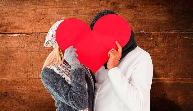 Escapade détente pour la Saint Valentin à Canach