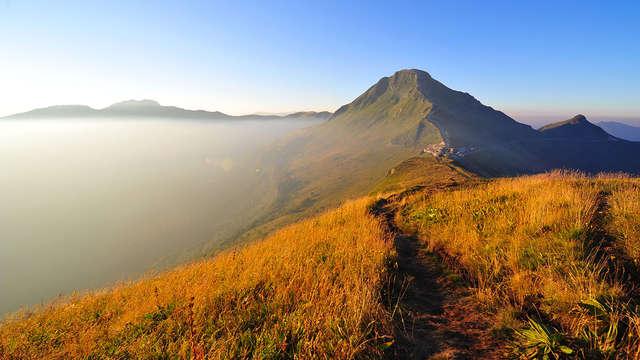 Séjour au cœur des volcans d'Auvergne