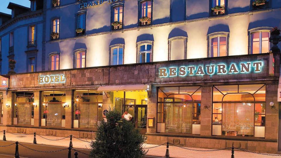 Hotel The Originals Aurillac Grand Hôtel Saint-Pierre (ex Qualys-Hotel) - EDIT_front.jpg