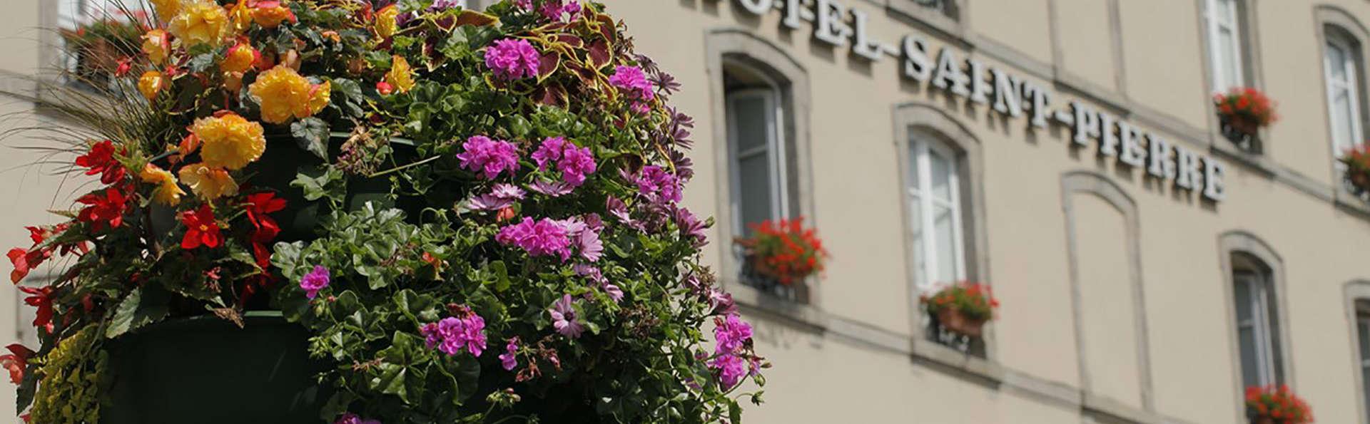 Hotel The Originals Aurillac Grand Hôtel Saint-Pierre (ex Qualys-Hotel) - EDIT_front1.jpg