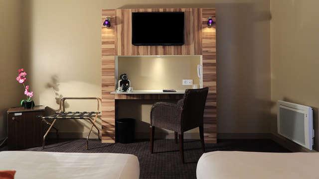 Hotel The Originals Aurillac Grand Hotel Saint-Pierre ex Qualys-Hotel