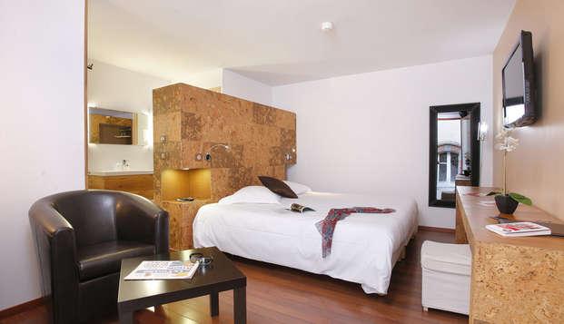 Hotel The Originals Aurillac Grand Hotel Saint-Pierre ex Qualys-Hotel - room