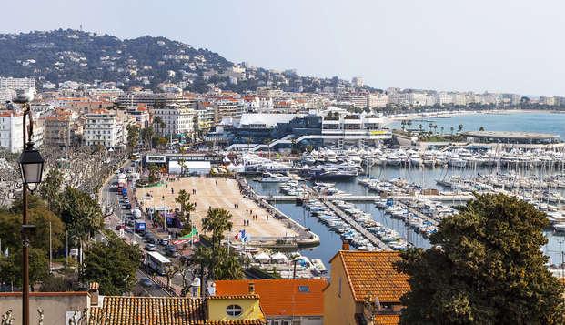 Hotel Amarante Cannes - destination