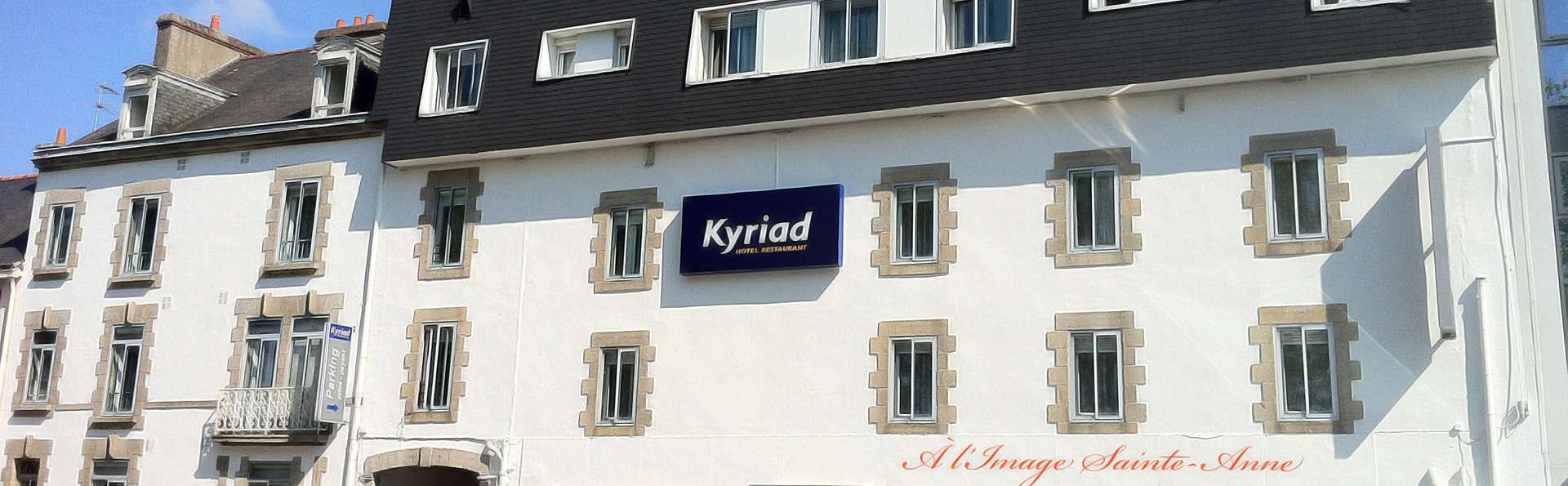 Hôtel Kyriad Vannes Centre - edit_front.jpg