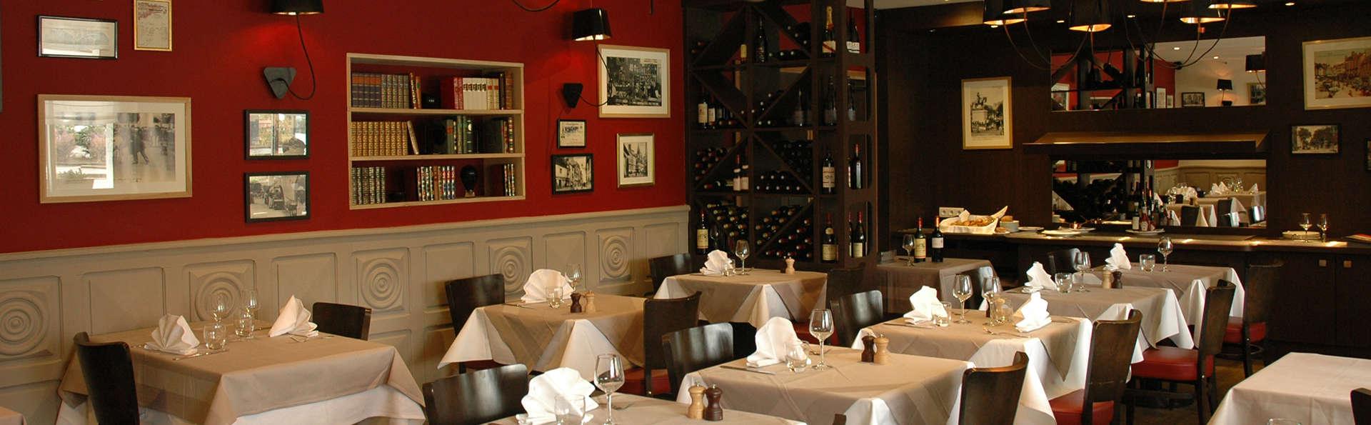 Savoureux dîner aux accents bretons à Vannes