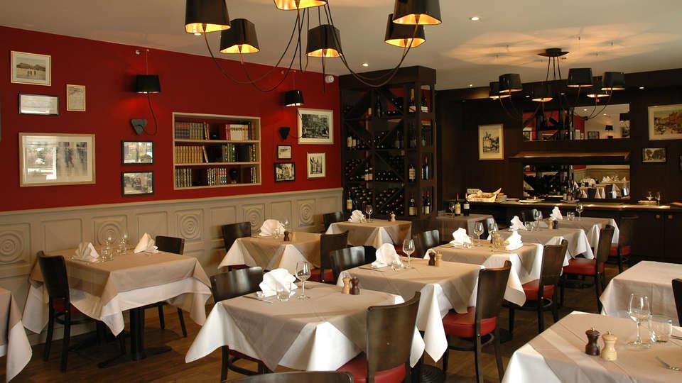 Hôtel Kyriad Vannes Centre - edit_restaurant34.jpg