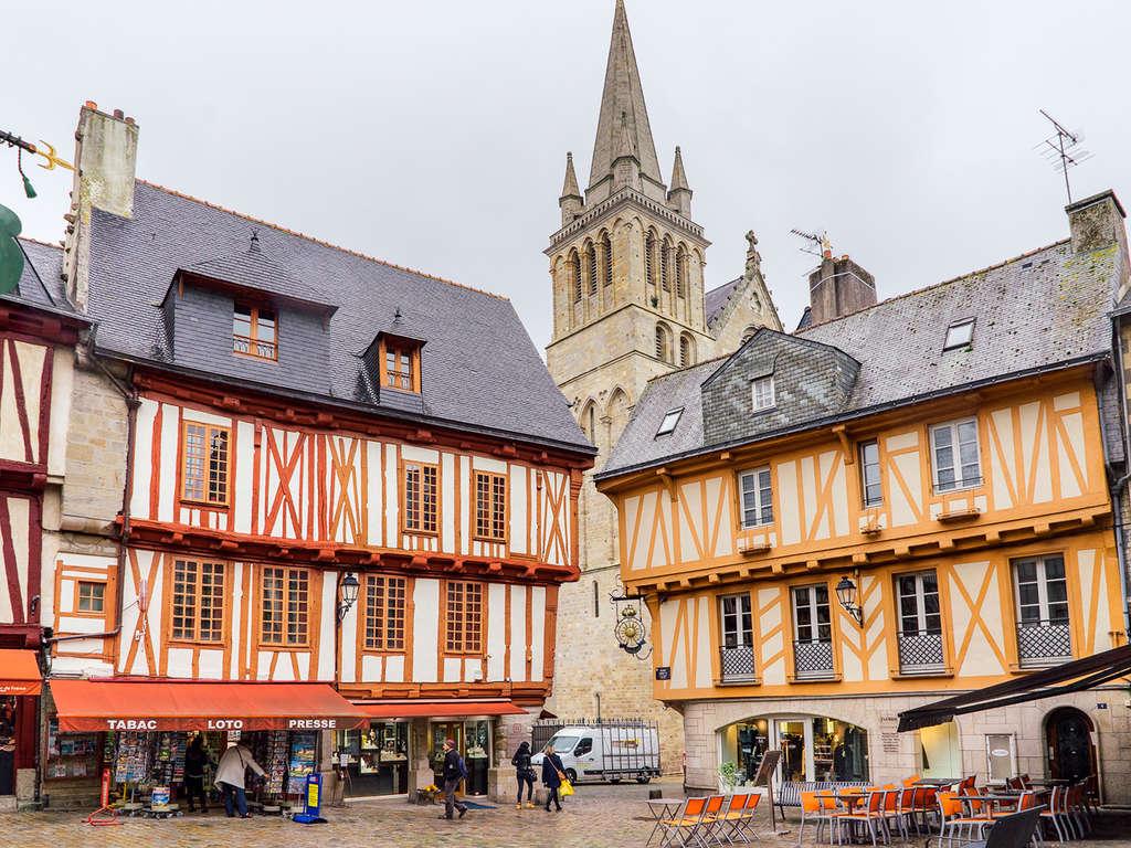 Séjour Bretagne - Séjour de charme en plein coeur de Vannes  - 3*