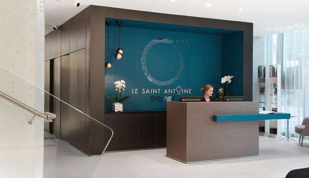 Le Saint-Antoine Hotel Spa - Reception