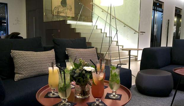 Le Saint-Antoine Hotel Spa - Bar