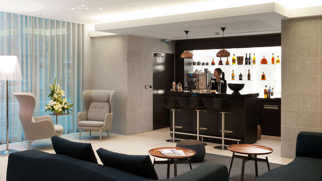 Le Saint-Antoine Hotel Spa - Bar