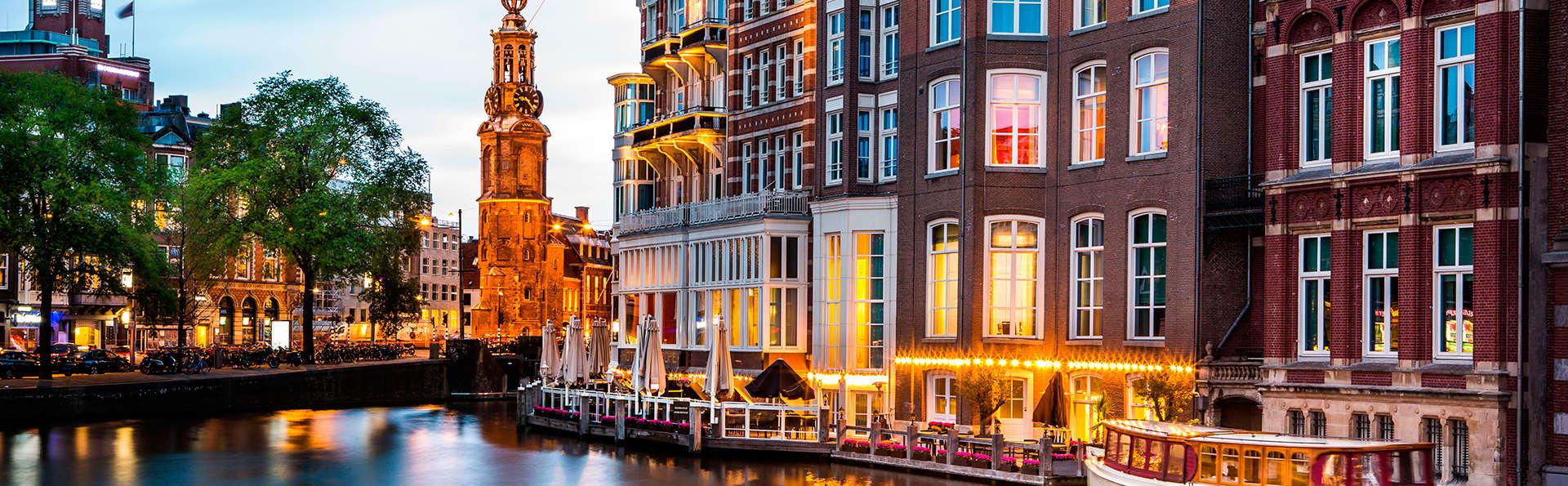 Profitez de la tranquillité d'Hoofddorp et passez un peu de temps à Amsterdam