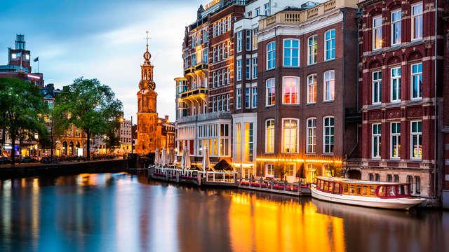 Geniet van de rust in Hoofddorp en in no-time in Amsterdam