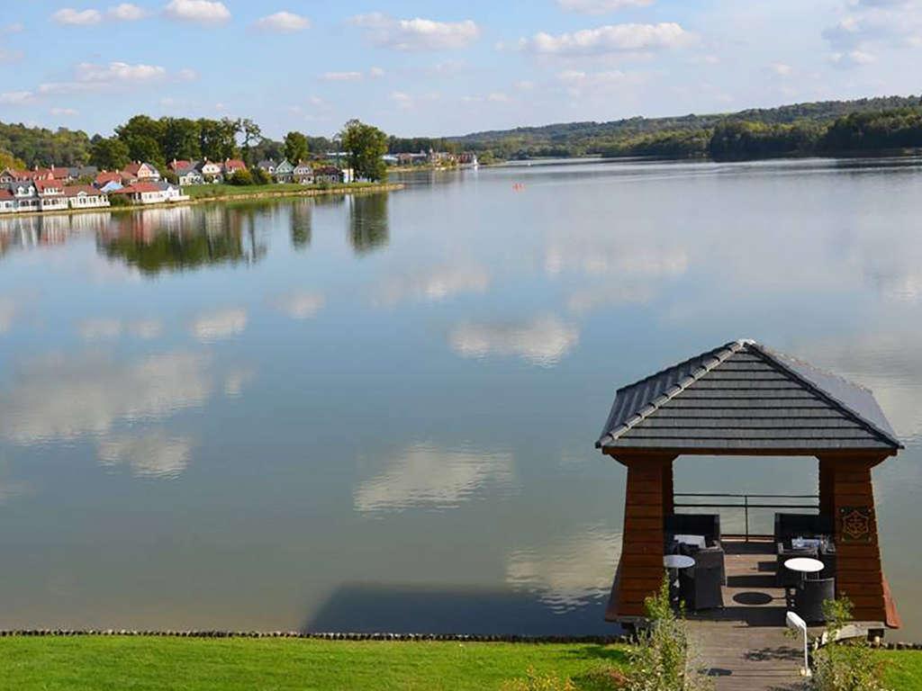 Vacances sur les bords du lac de l'Ailette près de Reims 4* - 1