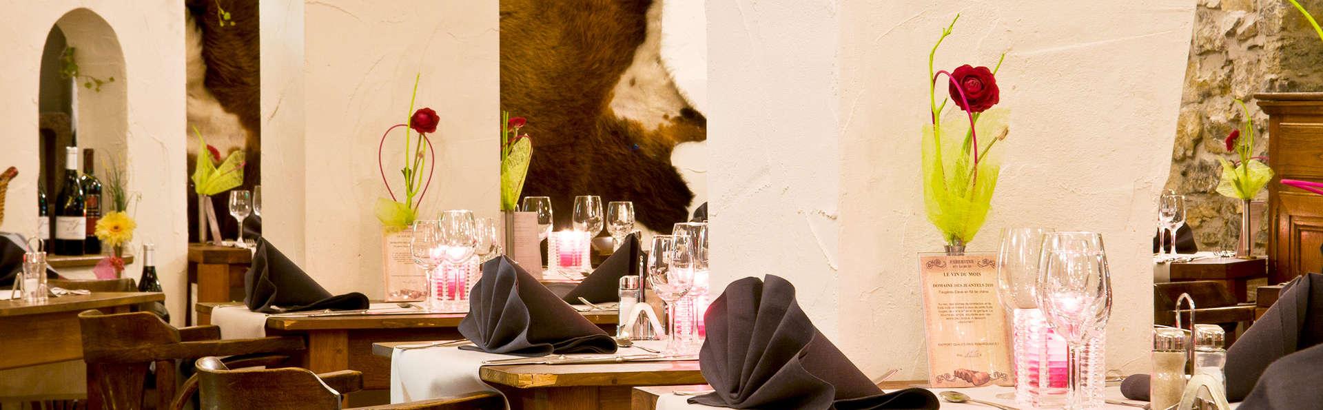 Profitez d'un moment wellness et dégustez du vin et un diner gastronomique (à partir de 2 nuits)
