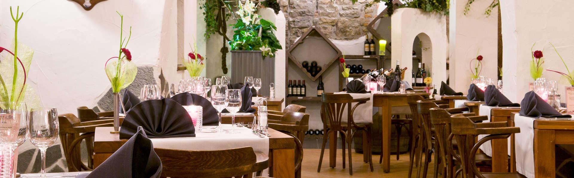 Détente et gastronomie avec 2 dîners au cœur des Ardennes (à partir de 2 nuits)