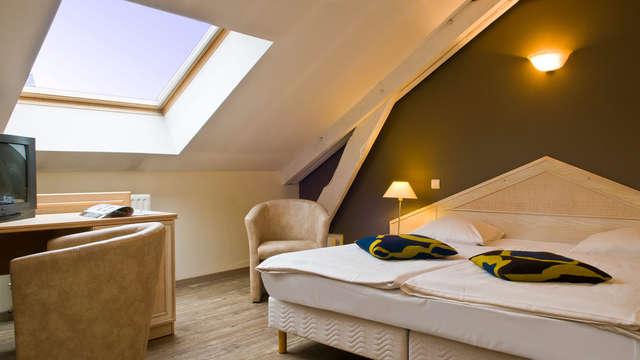 3 overnachtingen in een standaard tweepersoons kamer voor 2 volwassenen
