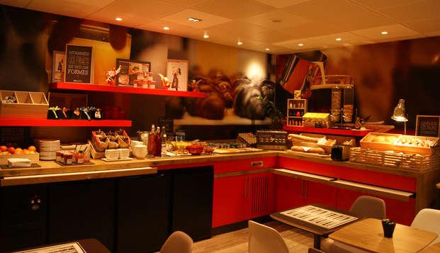 Hotel Ibis Saint Malo La Madeleine - breakfast