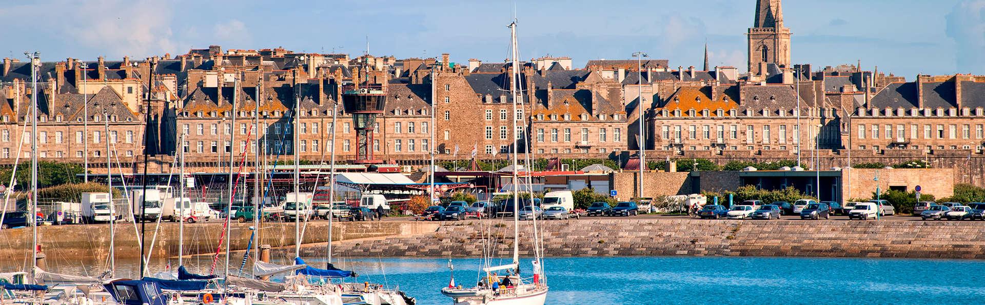 Evadez-vous en bord de mer à Saint-Malo