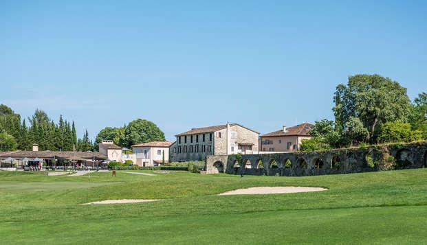 Séjour avec activité golf près de Mougins