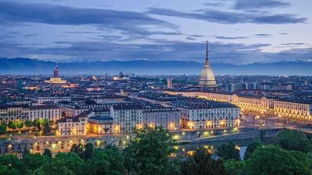 In de buurt van Turijn in een superior verblijf